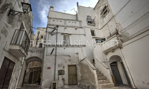Independent building in Old Town of Polignano a Mare